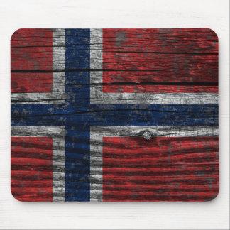 Tapis De Souris Drapeau - Norway