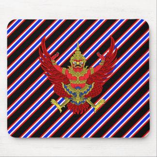 Tapis De Souris Drapeau thaïlandais de rayures