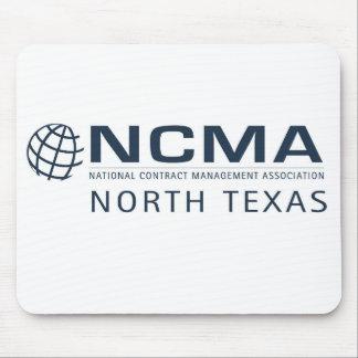 Tapis de souris du nord de NCMA le Texas