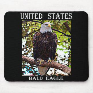 Tapis De Souris Eagle chauve