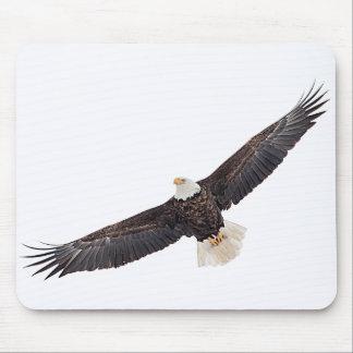 Tapis De Souris Eagle chauve en vol