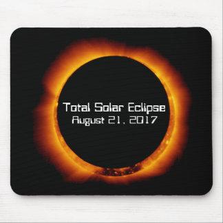 Tapis De Souris Éclipse 2017 solaire totale