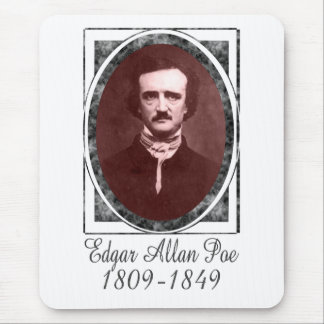 Tapis De Souris Edgar Allan Poe