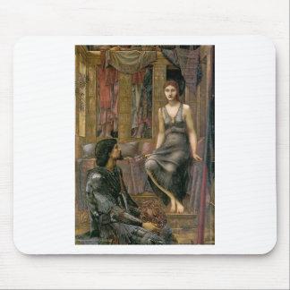 Tapis De Souris Edouard - le Roi Cophetua et la domestique de