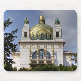 Tapis De Souris Église de St Leopold Vienne Autriche