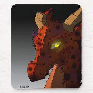 Tapis De Souris Élyséen le dragon