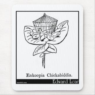 Tapis De Souris Enkoopia Chickabiddia.