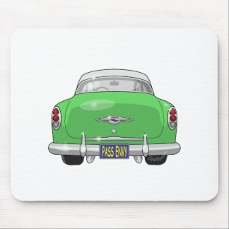 Tapis De Souris Envie 1953 de passage de Bel Air de Chevrolet