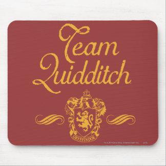 Tapis De Souris Équipe QUIDDITCH™ de Harry Potter |
