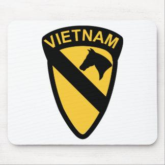Tapis De Souris ęr Division de cavalerie - Vietnam
