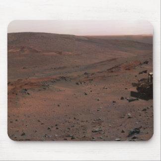 Tapis De Souris Esprit de Rover d'exploration de Mars