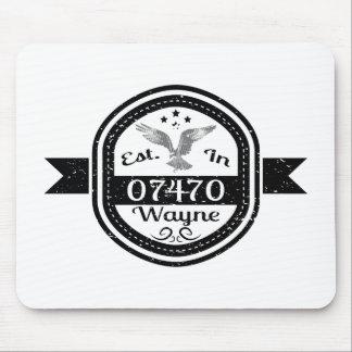 Tapis De Souris Établi dans 07470 Wayne