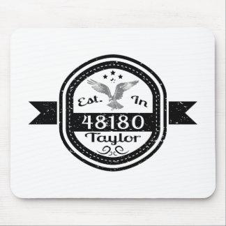 Tapis De Souris Établi dans 48180 Taylor