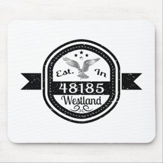 Tapis De Souris Établi dans 48185 Westland