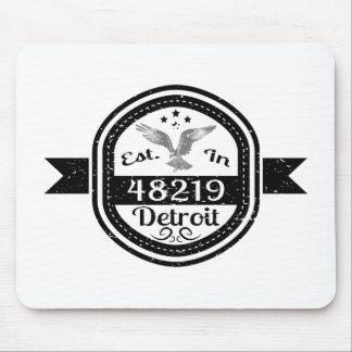 Tapis De Souris Établi dans 48219 Detroit