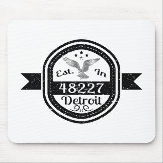 Tapis De Souris Établi dans 48227 Detroit