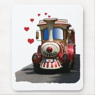 Tapis De Souris Express d'amour