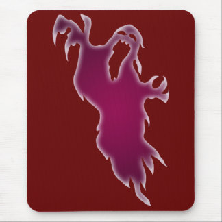 Tapis De Souris Fantôme criard Mousepad