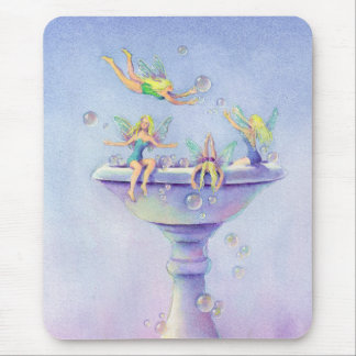 Tapis De Souris FÉERIES BUBBLEBATH par SHARON SHARPE