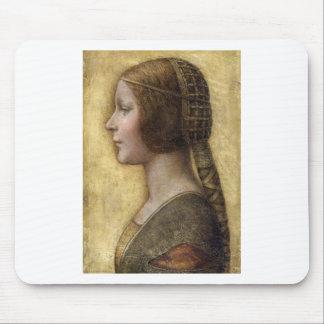 Tapis De Souris Femme de la Renaissance