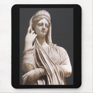 Tapis De Souris Femmes romaines impériales - statue