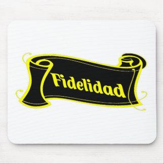 Tapis De Souris Fidelidad - fidélité volume d'écriture Deco de sor