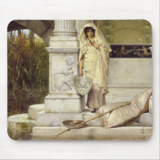 Tapis De Souris Fille romaine d'Alma-Tadema | Fisher, 1873