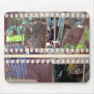 Tapis De Souris Film abstrait 2