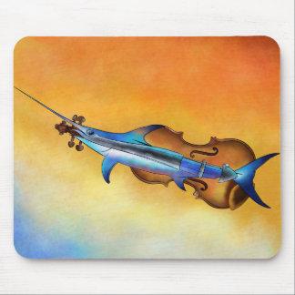 Tapis De Souris Fisholin V1 - poissons instrumentaux