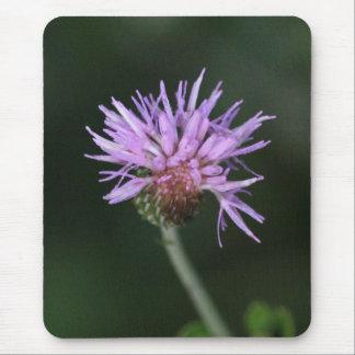 Tapis De Souris Fleur pourpre Mousepad