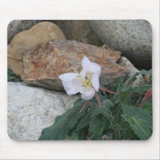 Tapis De Souris Fleur rose Mousepad