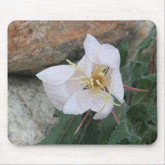 Tapis De Souris Fleur rose Mousepad de montagne