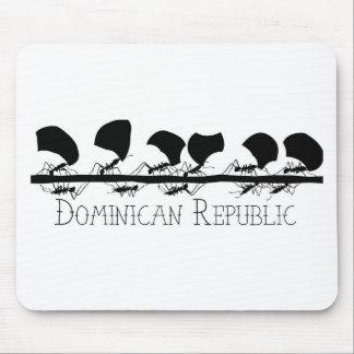 Tapis De Souris Fourmis de Leafcutter dominicaines
