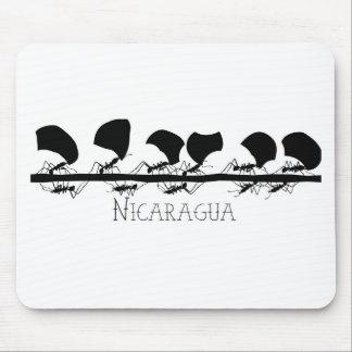 Tapis De Souris Fourmis Nicaragua de Leafcutter