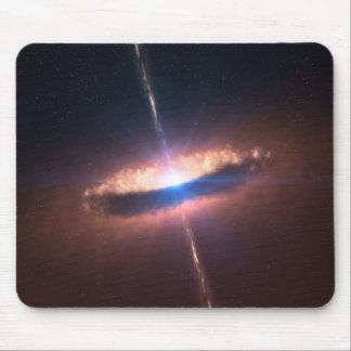 Tapis De Souris Galaxie de disque de NASAs SIG10-012