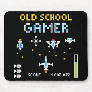 Tapis De Souris Gamer de vieille école - Stellarship - Mousepad