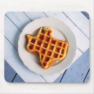 Tapis De Souris Gaufre du Texas