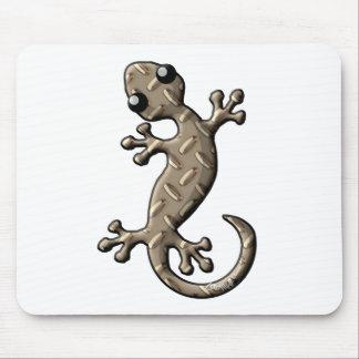 Tapis De Souris Gecko de plat de diamant