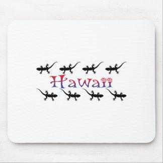 Tapis De Souris geckos de hawai