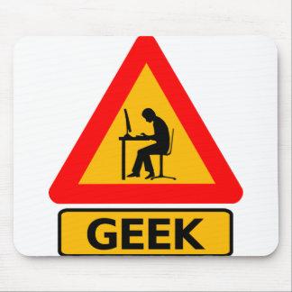 Tapis De Souris Geek au travail (et au jeu)