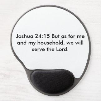 Tapis De Souris Gel Aimant de réfrigérateur de 24h15 de Joshua