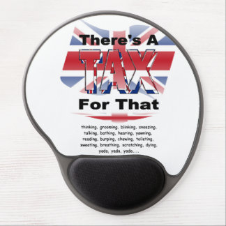 Tapis De Souris Gel Anti-Impôt (R-U-Angleterre)