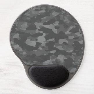 Tapis de souris Gel Camouflage Gris