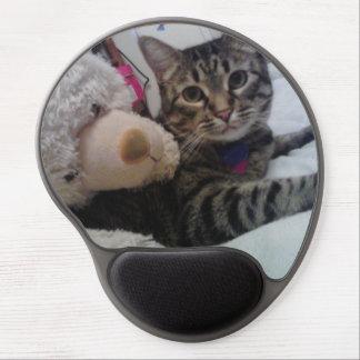 Tapis De Souris Gel Chat Mousepad de Connie
