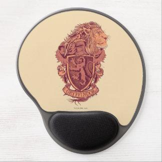 Tapis De Souris Gel Crête de lion de Harry Potter | Gryffindor