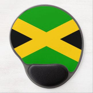 Tapis De Souris Gel Drapeau de la Jamaïque