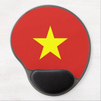 Tapis De Souris Gel Drapeau du Vietnam