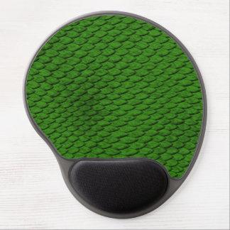 Tapis De Souris Gel Échelles de vert