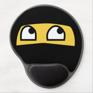 Tapis De Souris Gel Emoji mignon de ninja de lil