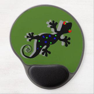 Tapis De Souris Gel Gecko génial - cadeaux d'amant de lézard